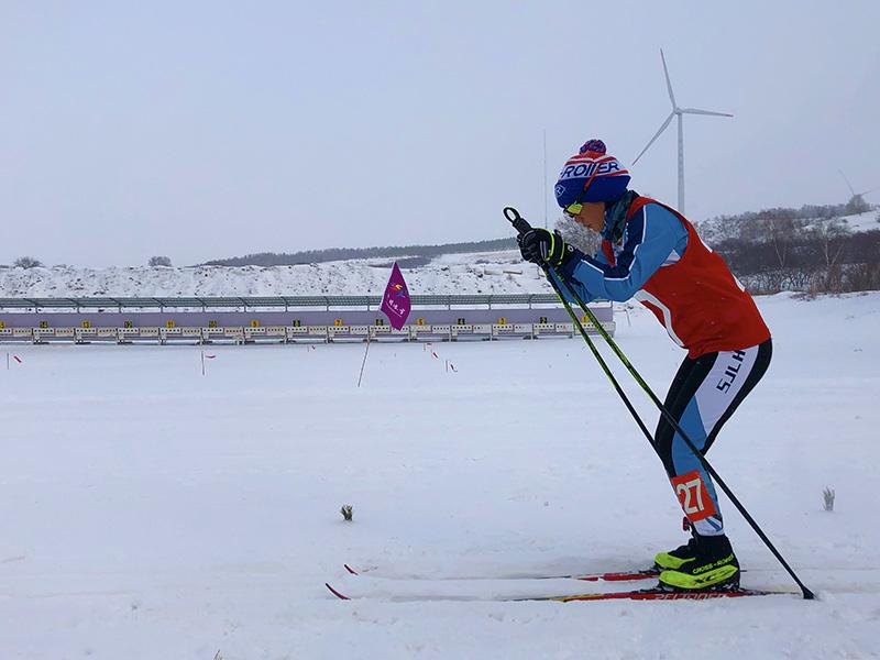 河北省首届冰雪运动会省级比赛·御道口站